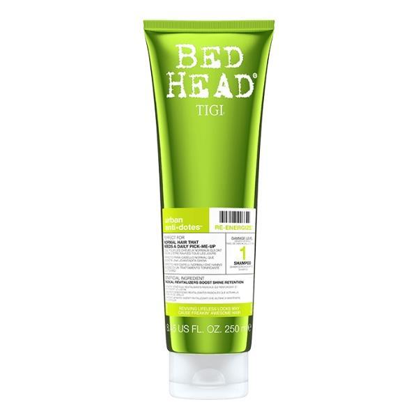 Image of TIGI Bed Head Urban Antidotes ReEnergise Shampoo 250ml