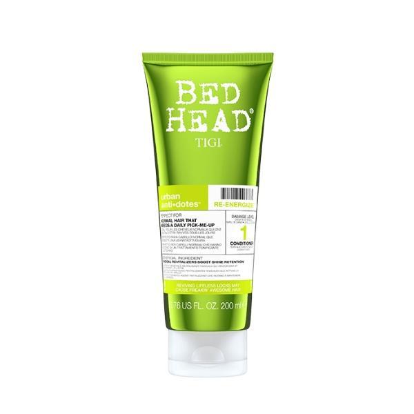Image of TIGI Bed Head Urban Antidotes ReEnergise Conditioner 200ml