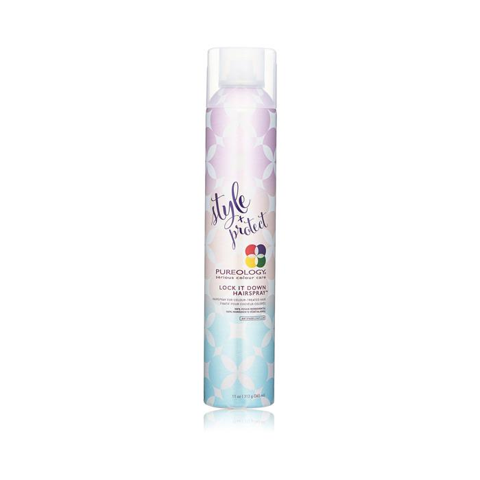 Image of Pureology Lock It Down Hairspray 312g