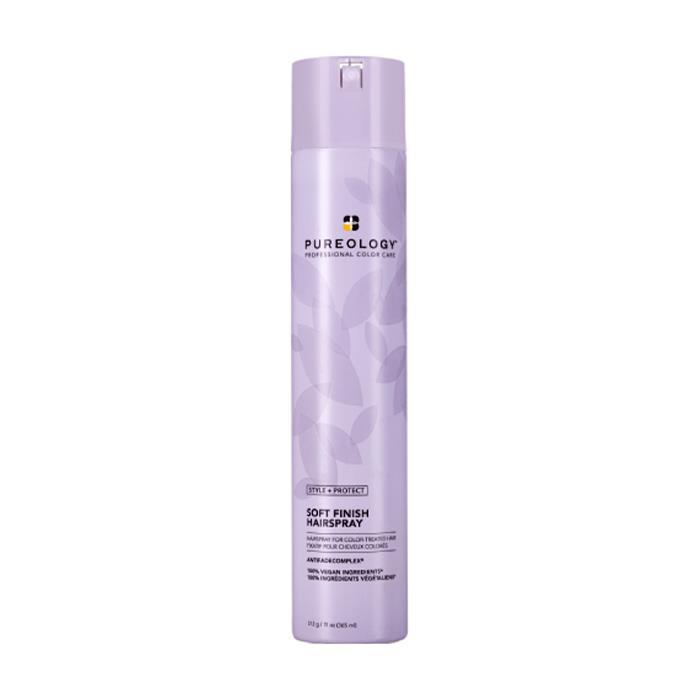 Image of Pureology Soft Finish Hairspray 312g