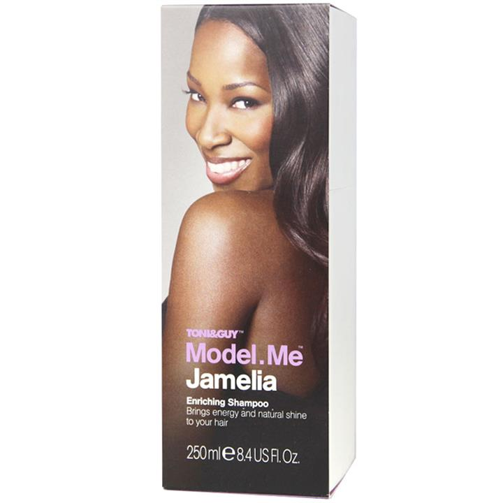 Image of Toni and Guy Model.Me Jamelia Enriching Shampoo