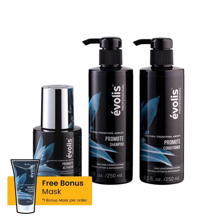 Image of Evolis Promote 3 Step Pack
