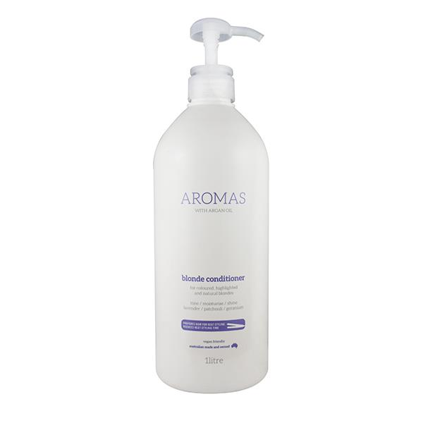 Image of Nak Aromas Blonde Conditioner with Argan Oil 1 Litre