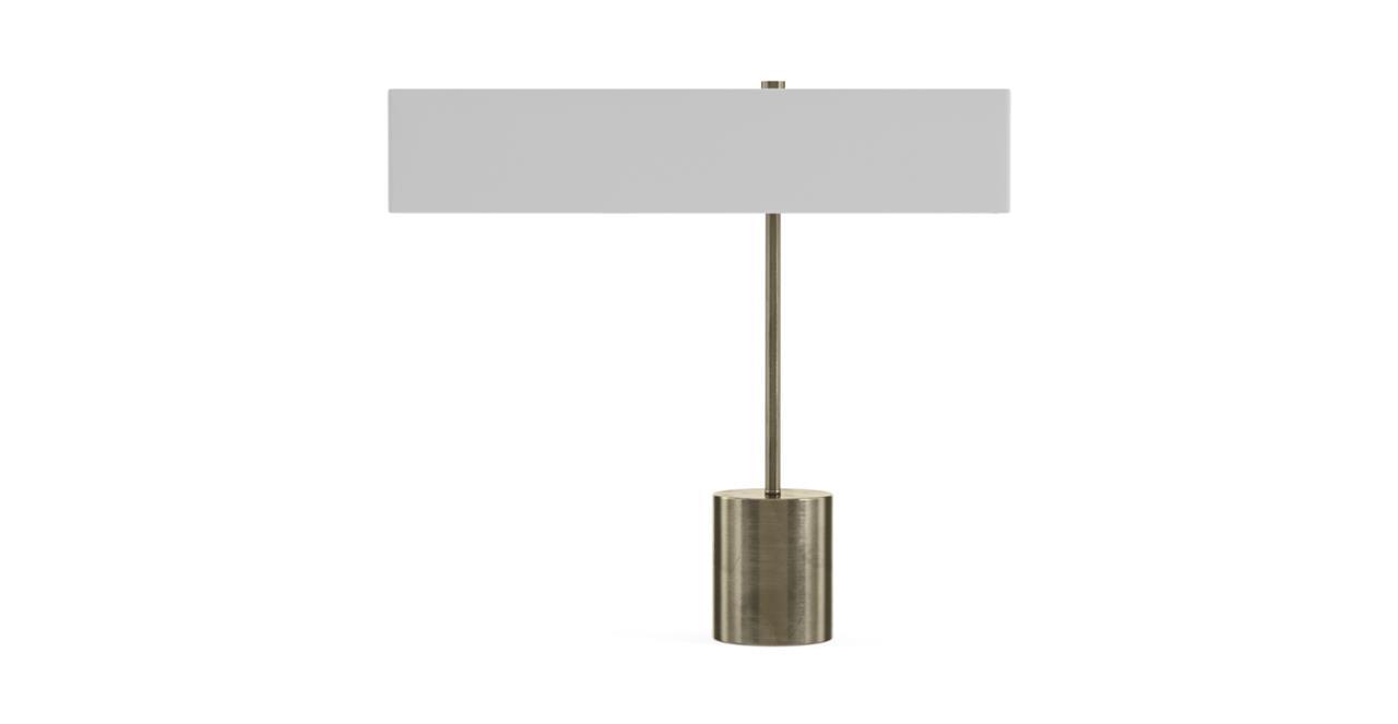 Ornis Table Lamp White
