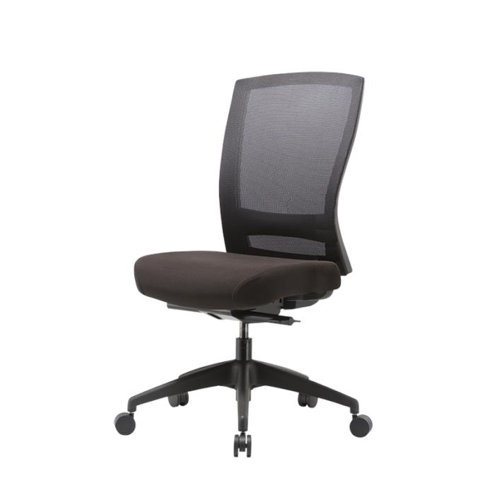 Buro Mentor Ergonomic Office Chair- Black by Interior Secrets - AfterPay Available