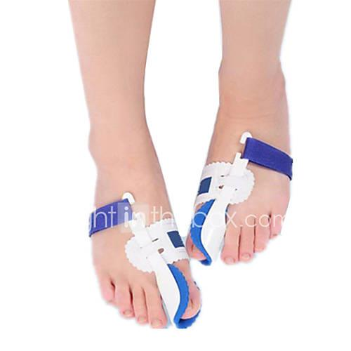 Full Body Foot Supports Toe Separators  Bunion Pad Posture Corrector Relieve foot pain Plastic