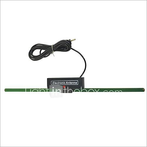 Universal LS-065 TV Car FM Radio Antenna - Black