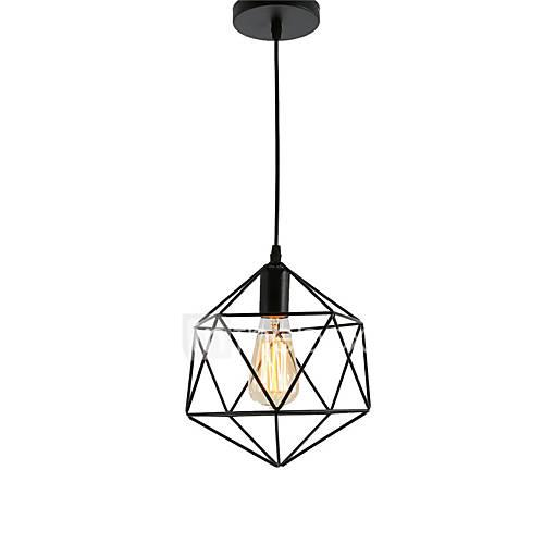 OYLYW Geometric Pendant Light Ambient Light - LED, 110-120V / 220-240V Bulb Not Included / 5-10㎡ / E26 / E27