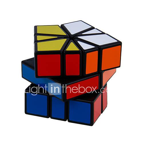 Rubik's Cube Shengshou Alien Square-1 333 Smooth Speed Cube Magic Cube Puzzle Cube Professional Level Speed ABS Children's Day New Year