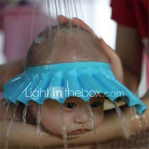 Bathroom Gadget Multi-function Creative Cute Silicone Plastic 1 pc - Shower Cap Shower Accessories