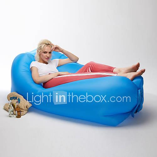 21Grams Lazy Sofa Inflatable Sofa Heat Insulation Moistureproof/Moisture Permeability Fastness Waterproof Ultraviolet Resistant