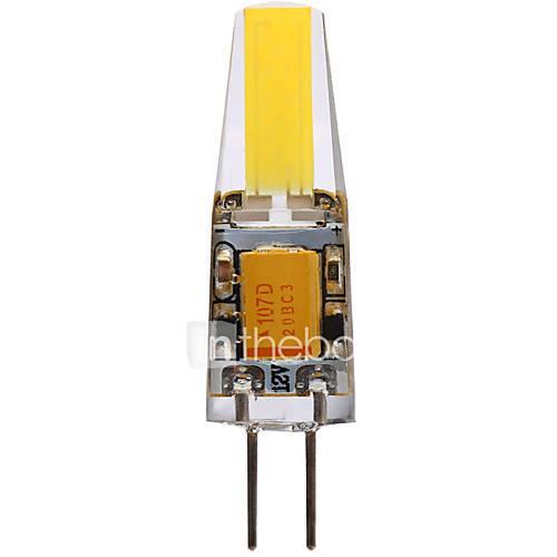 YWXLight G4 1505 2.5W 250lm LED Bi-pin Light Warm White Cool White Natural White 360 Beam Angle Lights Spotlight DC 24V AC 24V AC 12V