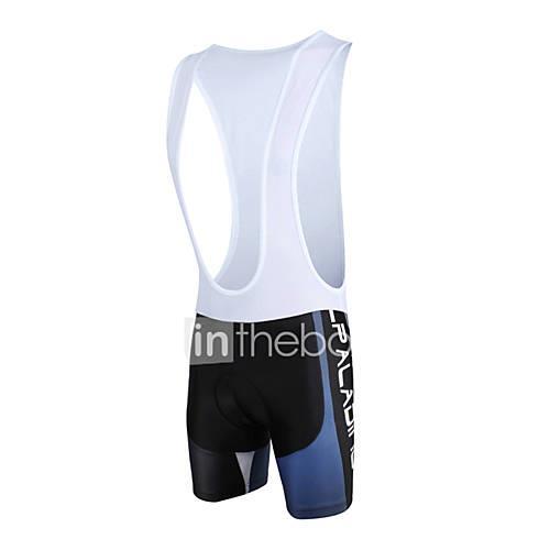 ILPALADINO Cycling Bib Shorts Men's Bike Bib Shorts Bottoms Bike Wear Quick Dry Windproof Anatomic Design Ultraviolet Resistant Insulated