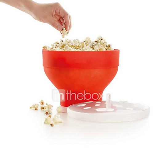Foldable Sincone Popcorn Maker Microwave Cooking Tools