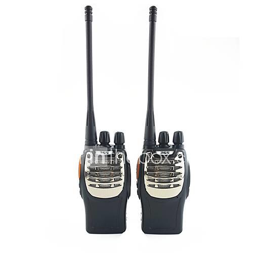 365 Walkie Talkie Handheld Low Battery Warning Emergency Alarm PC Software Programmable Voice Prompt VOX Encryption High  Low Power