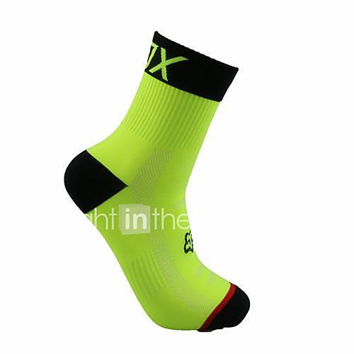 Crew Socks / Sport Socks / Athletic Socks Bike / Cycling Socks Men's Football / Soccer / Cycling / Bike Wearable / Breathable 1 Pair