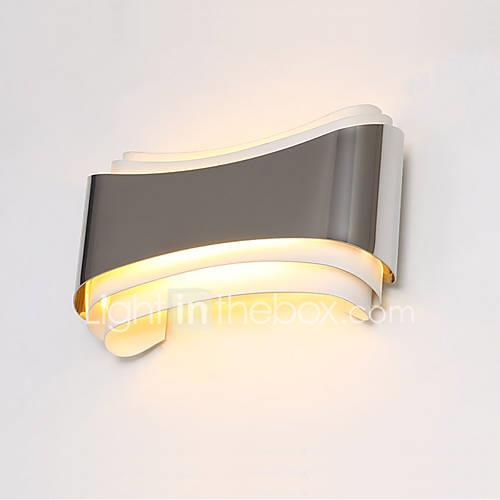 Modern/Contemporary Wall Lamps  Sconces For Metal Wall Light 220V 110V 5WW