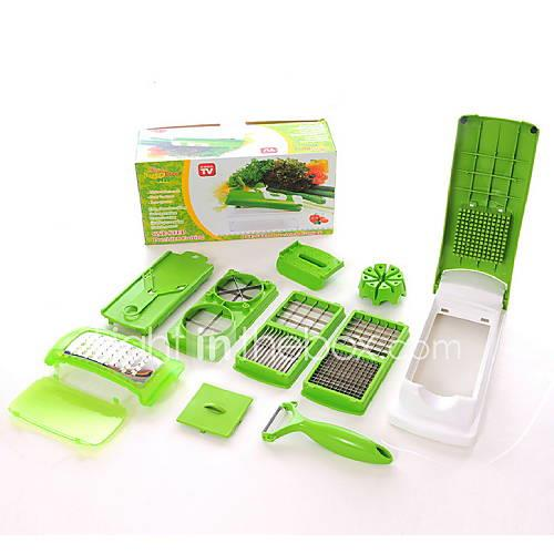 Multi-functional Shredder Creative Kitchen Gadget Use Everyday 11pcs/Set