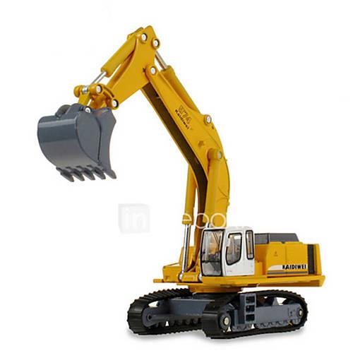 Toy Cars Toys Construction Vehicle Excavator Toys Retractable Excavating Machinery Plastic Metal ABS Classic  Timeless Chic  Modern 1
