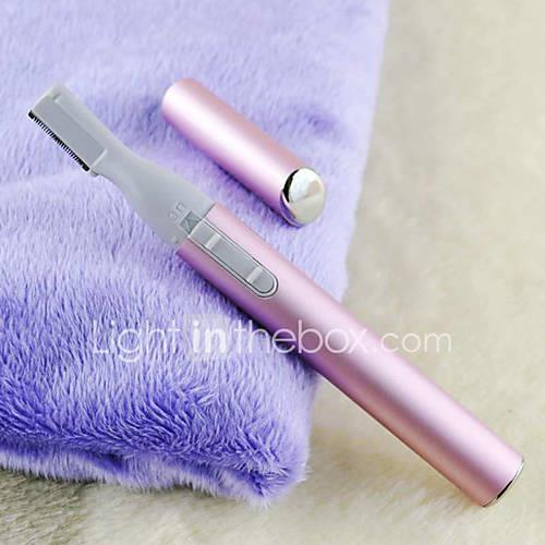 1PCS Women Ladies Body Shaver Razor Epilator Mini Portable Electric Eyebrow Trimmer Hair Remover