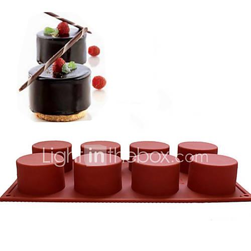 Bakeware tools Silicone Holiday / Halloween / Christmas For Cake / For Cupcake Mold