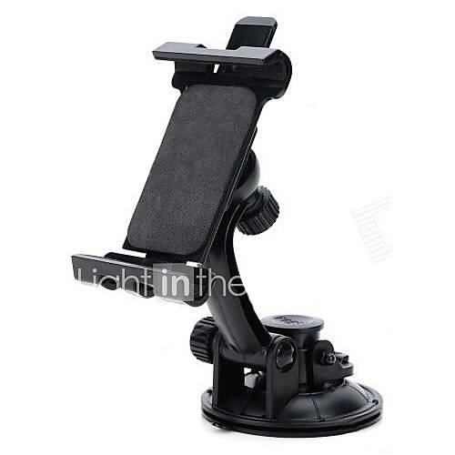 360' Degree Rotatable Universal Suction Mount Holder for iPad/iPhone 8 Galaxy S8 and Others