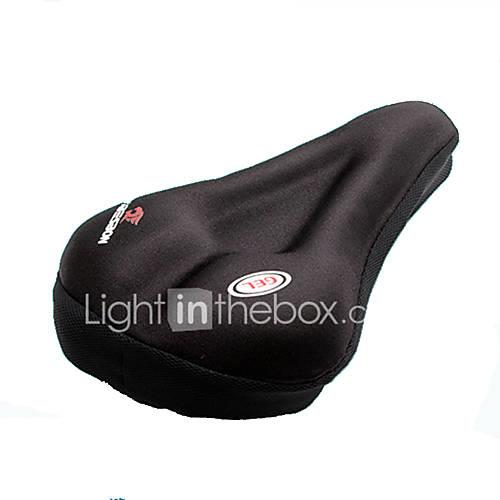 Bike Seat Saddle Cover / Cushion Thick, Durable BMX / TT / Fixed Gear Bike Silica Gel 1 pcs