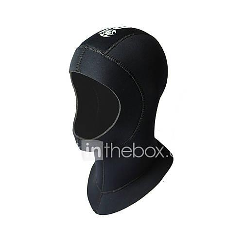 SLINX Unisex Diving Hood 5mm Diving Suit Quick Dry Swimming / Diving Solid Colored / Fashion Spring / Summer / Fall