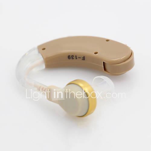 AXON F-139 BTE Volume Adjustable Sound Enhancement Amplifier Wireless Hearing Aid