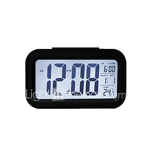 Casual Modern/Contemporary Traditional Office/Business Plastic Other Novelty Indoor/Outdoor,AA Tabletop Clock Alarm Clocks