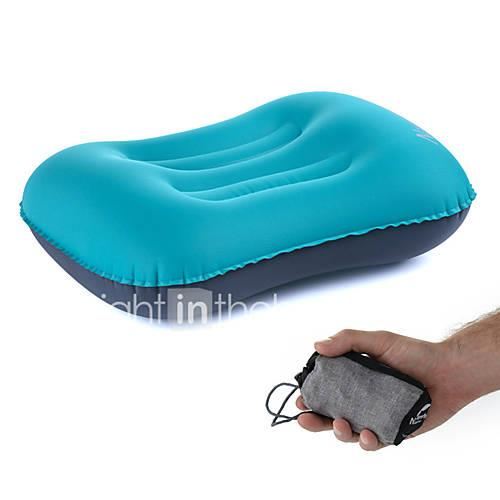 Naturehike Camping Pillow Compressible Ultra Light (UL) Inflatable Comfortable Camping Traveling Neck  Lumber Support