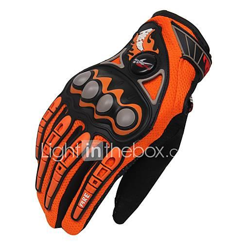 Sports Gloves Unisex Cycling Gloves Bike Gloves Breathable Anti-skidding Protective Full-finger Gloves Cloth Cycling Gloves/Bike Gloves