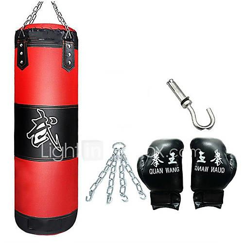 Hangers Punching Bag Removable Chain Strap Boxing Gloves Taekwondo Boxing Karate Sanda Muay Thai Boxing Protective Gear Empty Durable