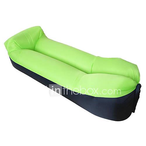 Inflatable Sofa Sleep lounger / Air Sofa / Air Bed Outdoor Camping Portable, Fast Inflatable, Waterproof - Fishing, Beach, Camping for 1