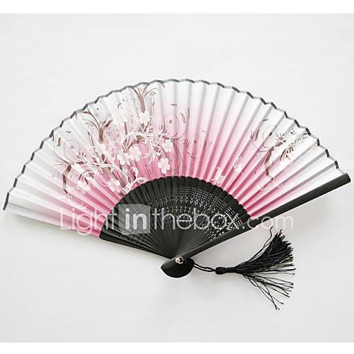 Fans and parasols-Piece/Set Beach Theme Garden Theme Vegas Theme Asian Theme Floral Theme Butterfly Theme Classic Theme Vintage Theme