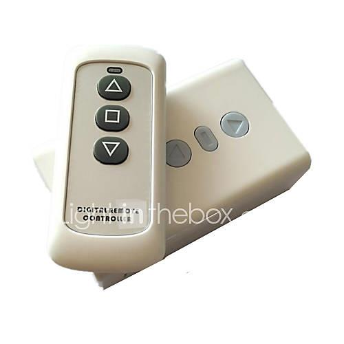 Universal Remote Control for Electric Projection Screen