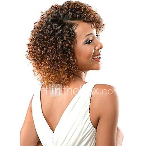 Curly Jerry Curl Crochet 100% kanekalon hair Human Hair Extensions Hair Accessory Curly Braids Hair Braids Daily