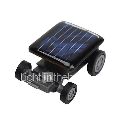 SCAR Toy Car Solar Powered Toy Science  Exploration Set Mini Education Boys' Gift 10pcs