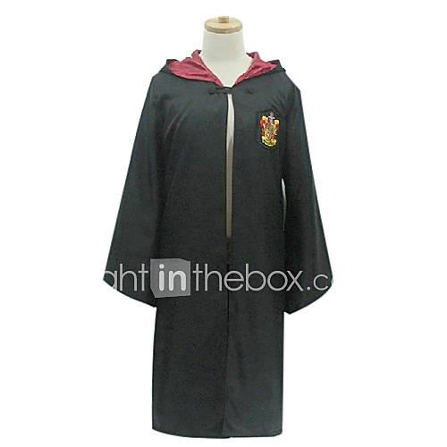 Cosplay Costumes / Party Costume Magic HP Harry Black Cloak Halloween Cosplay Costumes Potter