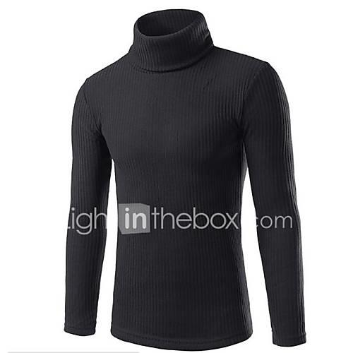 Men's Going out Daily Street chic Regular Pullover