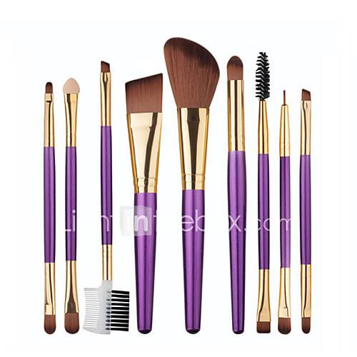 1 set Makeup Brushes Professional Makeup Brush Set / Blush Brush / Eyeshadow Brush Synthetic Hair Beech Wood