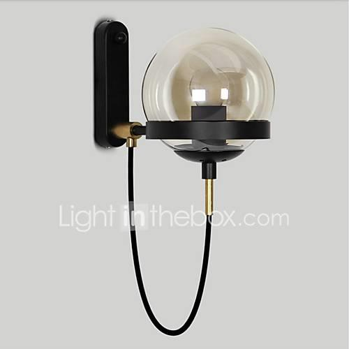 Modern/Contemporary Wall Lamps  Sconces For Metal Wall Light 110-120V 220-240V 60W