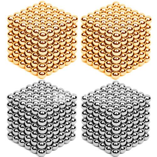 Magnet Toys Super Strong Rare-Earth Magnets Neodymium Magnet Magnetic Balls Stress Relievers 2164 Pieces 3mm Toys Metal Contemporary