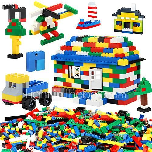 BEIQI Building Blocks 1000pcs New Design Square Toys DIY Classic  Timeless Chic  Modern High Quality Kid's Adults' Girls' Toy Gift