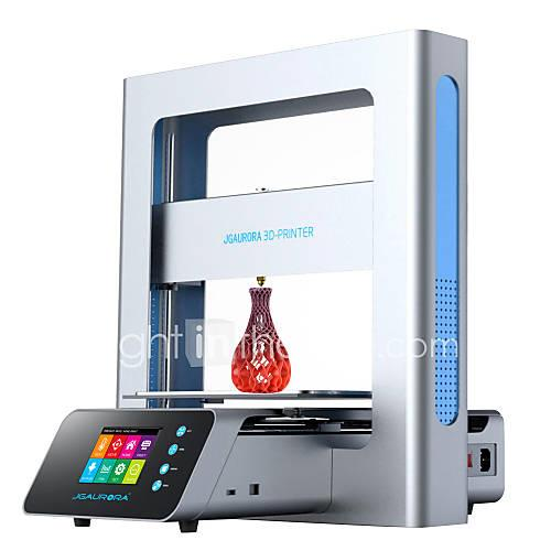 JGAURORA A3S Fully Metal Frame for Home Use and Education  Support Big LCD Display Control