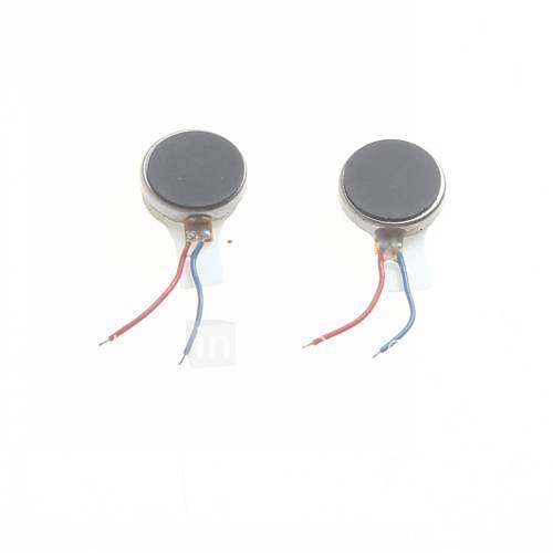 Image of 102.0mm Flat Motor Phone Vibration Motor / Vibrating Motor(2Pcs)