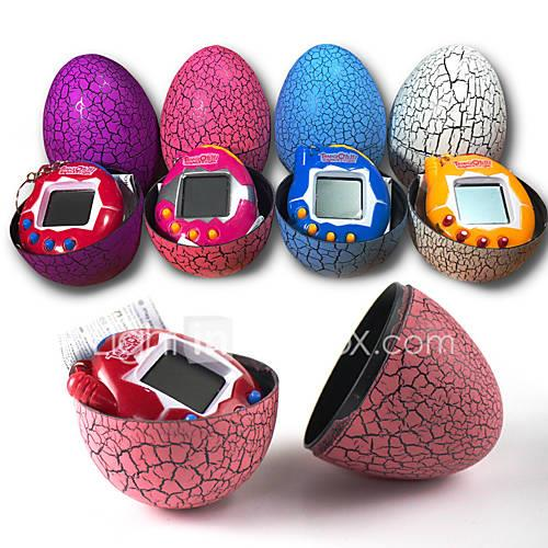 Tamagotchi Electronic Pets Toys Oval Shape Classic Theme Simple Games New Design Soft Plastic Boys' Girls' 1 Pieces