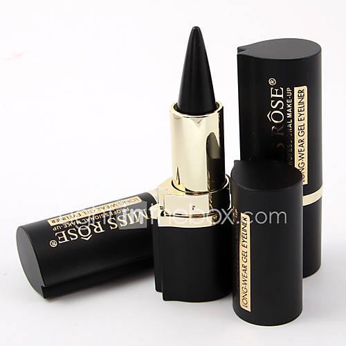 1Pcs Waterproof Black Eyeliner Gel Professional Natural Make Up Eyes Eyeliner Stickers