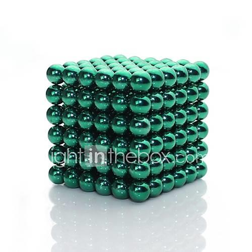 Magnet Toy Magnetic Blocks / Magnetic Balls / Super Strong Rare-Earth Magnets 216pcs 3mm Classical Glossy Gift
