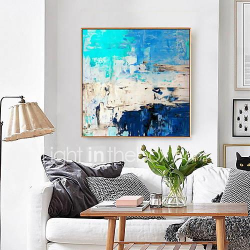 Abstract Oil Painting Wall Art,Alloy Material With Frame For Home Decoration Frame Art Kitchen Dining Room Office